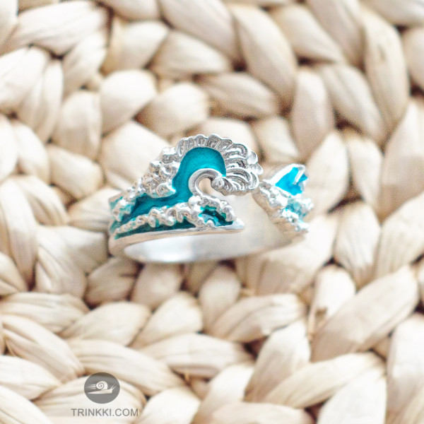 Волны, кольцо