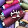 Швейная машинка, кулон